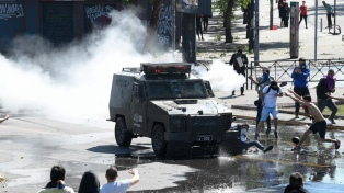 """Piñera: los videos de la represión """"son falsos o tergiversados"""""""