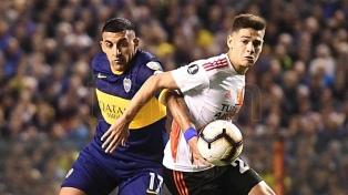 Boca y River se enfrentarán en la fase Campeonato de la Copa de La Liga