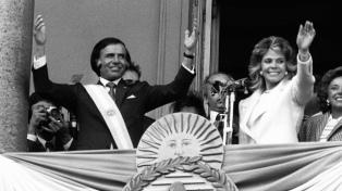 Preparan una serie biográfica sobre Carlos Menem, que se verá en Amazon Prime Video