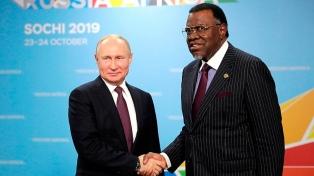 Moscú retorna a África de la mano de la venta de armas