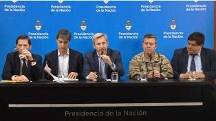 """Frigerio garantizó """"transparencia"""" y aseguró que el recuento será """"más ágil"""""""