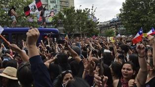 Tras la masiva marcha, Piñera dice haber escuchado los reclamos sociales