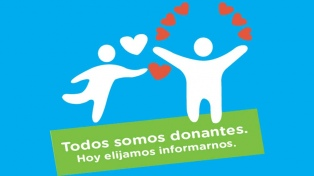 Habrá 15 puestos para informar sobre donación de órganos durante las elecciones