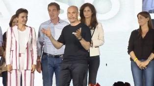 Larreta consolidó su reelección en primera vuelta con el cierre del escrutinio definitivo