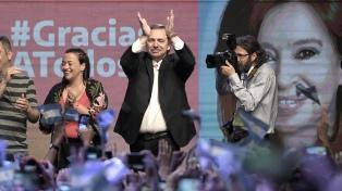Trump llamó a Alberto Fernández para felicitarlo por el triunfo