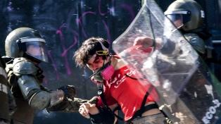 La Cruz Roja denunció 2.500 heridos por la represión de las protestas