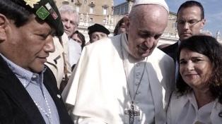 """Palacios: """"Cuando tuve a la Virgen conmigo recordé a los caídos y mis compañeros"""""""