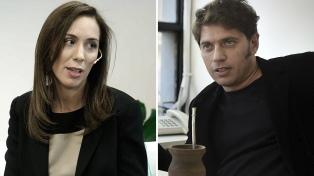 Kicillof y Vidal se reúnen en La Plata por la transición