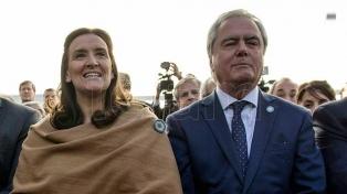 Arrancó la transición en el Senado, con reunión entre Michetti y representantes de Cristina Kirchner