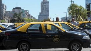 Taxistas reclaman de CABA financiamiento para incorporar medidas de protección