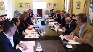 """Garavano dijo que Macri le pidió a su gabinete """"máxima colaboración"""" en la transición de gobierno"""