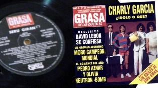 """Vuelve el LP """"La grasa de las capitales"""" de Serú Girán, remasterizado en vinilo"""
