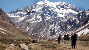 """Advierten que el calentamiento global pone en peligro los """"servicios vitales"""" de las montañas"""