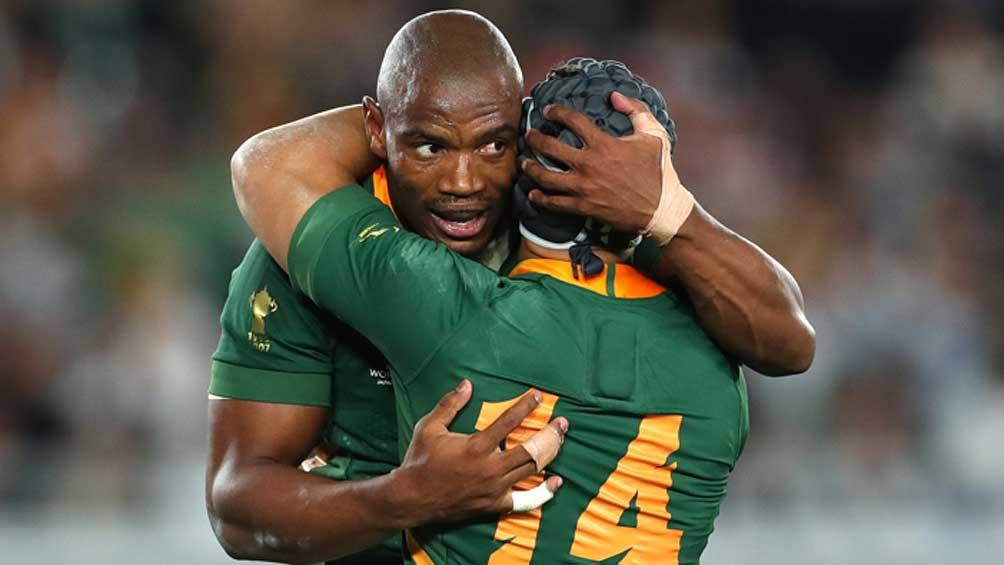 Los Pumas perdieron categóricamente frente a Sudáfrica por el Championship