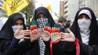 Irán anuncia más violaciones al pacto nuclear