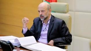 Renunció el gabinete a pedido del primer ministro, Omar al Razzaz
