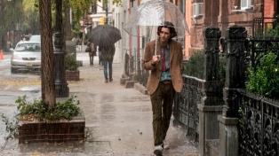 """Con todo lo bueno y lo malo de Woody Allen llega """"Un día lluvioso en Nueva York"""""""