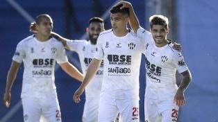 Central Córdoba ganó y es uno de los finalistas de la Copa