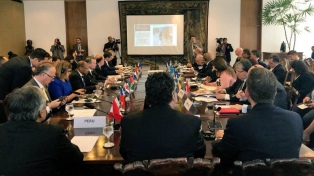 El Grupo de Lima pide que la Corte Penal Internacional tome el informe de la ONU sobre Venezuela