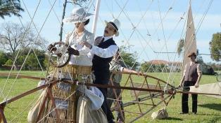 La vida del pionero de la aviación Santos Dumont llega como miniserie