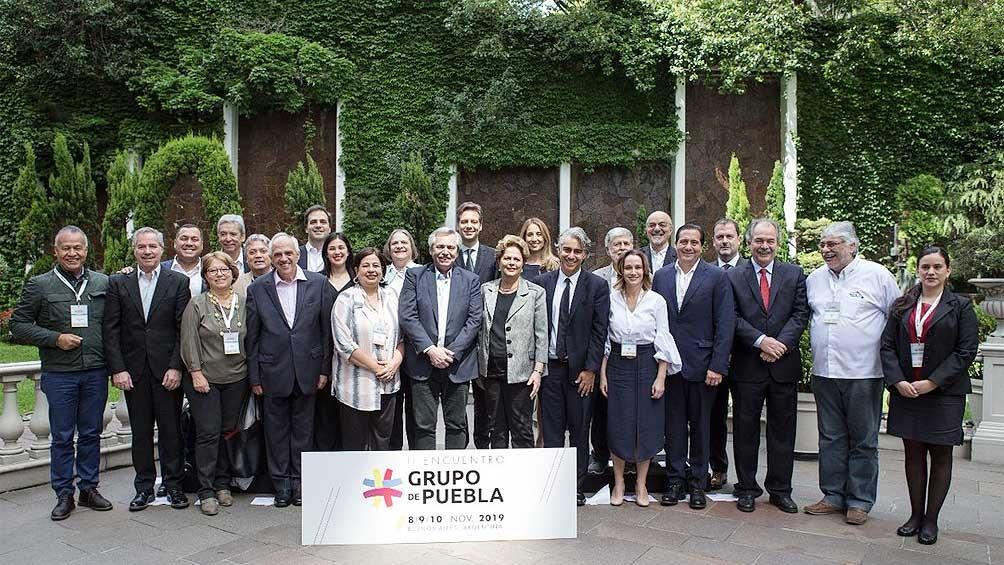 El Grupo de Puebla pide la condonación de la deuda externa de América Latina (foto archivo)