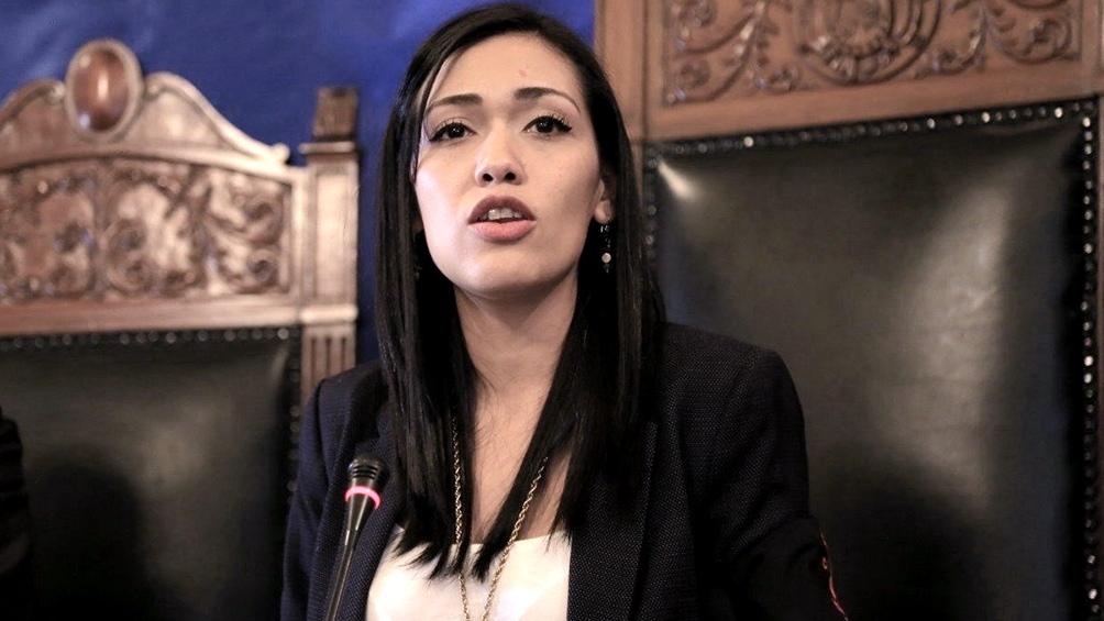 Para Adriana Salvatierra, ex titular del Senado boliviano, no hay dudas que Mauricio Macri contribuyó con el golpe de Estado.