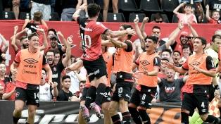 Newell`s le ganó a Defensa y Justicia en Rosario