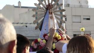 Realizan misa por medios digitales para pedir a la Virgen por el fin de la pandemia