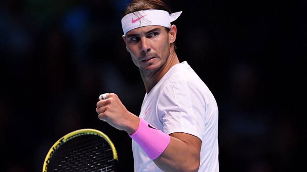 Rafael Nadal cree difícil que pueda haber un torneo oficial a corto o mediano plazo