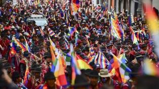 Bolivia: incertidumbre y desconfianza a los políticos marcan el clima preelectoral