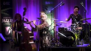 Jazz latino y feminismo: la declaración de indentidad en la noche de apertura