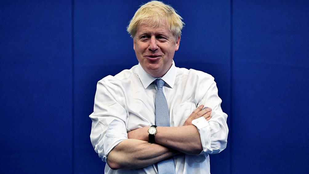 Boris Johnson dice que se encuentra bien de salud tras haber sido internado anoche