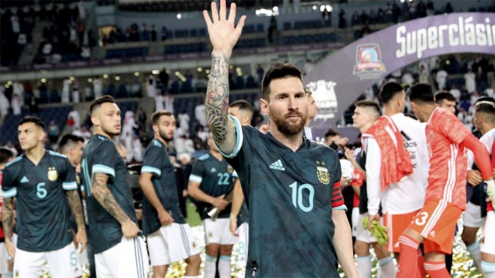 """La posible citación de """"Leo"""" para eliminatorias se sabrá el último día del invierno en Argentina"""