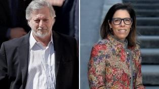 Un juez pidió informes sobre los teléfonos del ex ministro Aranguren y Laura Alonso