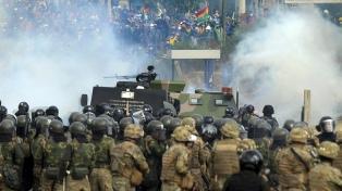 Arce advirtió a militares que no pueden eludir responsabilidades por masacres de 2019