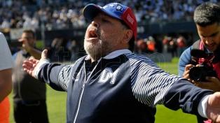 Rosario Central decidió no homenajear a Diego Maradona