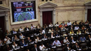 Diputados buscará aprobar el Presupuesto 2020 en una sesión especial