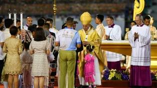 Francisco denunció el flagelo de la prostitución de niños y mujeres