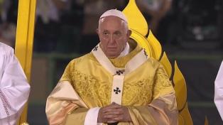 """El Papa alertó sobre """"la irracionalidad y la violencia que ocupan cargos de gobierno"""""""