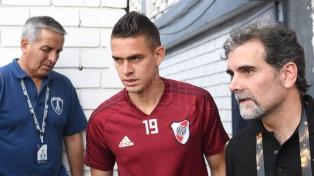 """Santos Borré: """"Estos son los partidos que nos gustan"""""""