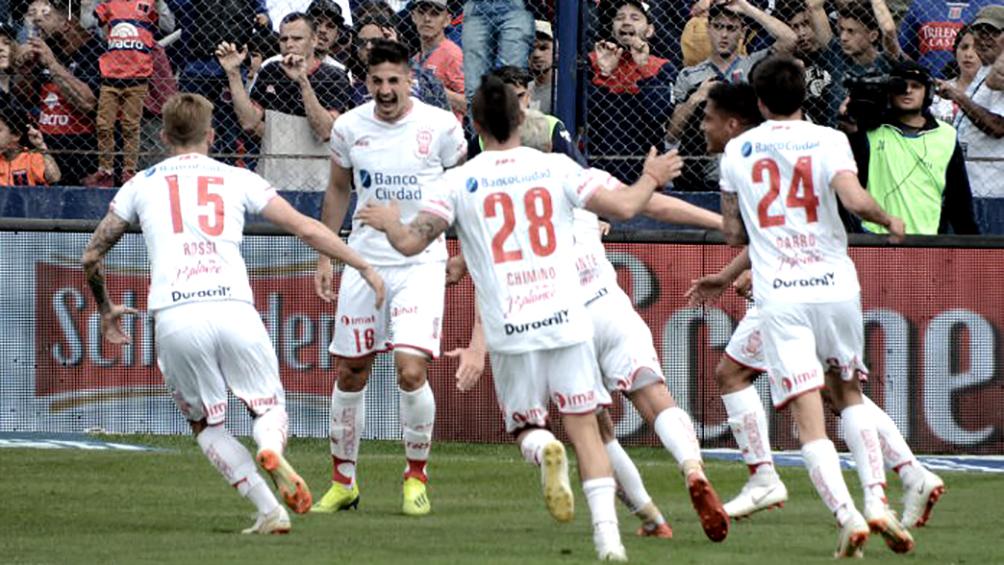 Huracán debuta ante Atlético Nacional en Medellín