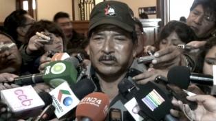 Arrestan al vicepresidente del MAS y buscan a una ex ministra acusada de ordenar actos violentos