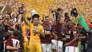 River perdió el título sobre el final ante el Flamengo