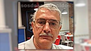 Piden ayuda para localizar a un argentino de 62 años desaparecido en Valencia