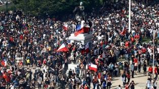 Sube a 352 el número de manifestantes con heridas oculares tras otro día de protestas
