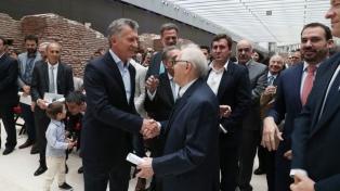 """Macri: """"Hoy el mundo cambia cada vez más rápido y tenemos que estar preparados"""""""