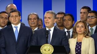 Duque rechazó la invitación de Maduro a reanudar relaciones consulares con Venezuela