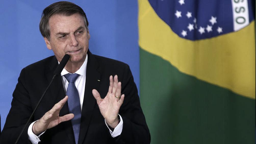 Bolsonaro viajará a la Argentina para conmemorar el 30º aniversario del Mercosur