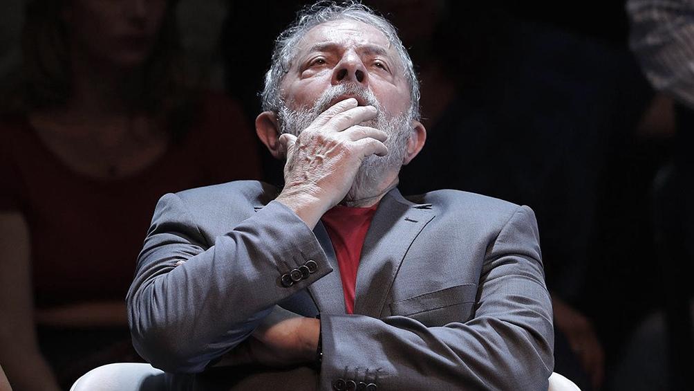 Lula paso 580 días en prisión
