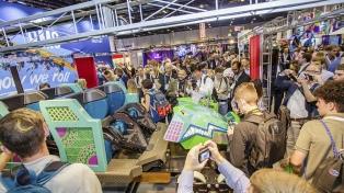 La Argentina presente en la expo mundial de parques de diversiones